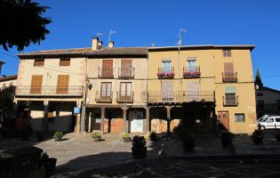 Casas típicas riazanas - Segovia