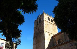 Torre Iglesia de Nuestra Señora del Manto - Riaza - Segovia