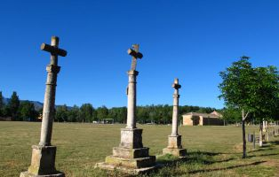 Vía Crucis - Parque El Rasero - Riaza