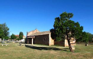 Ermita de San Roque - Parque El Rasero - Riaza