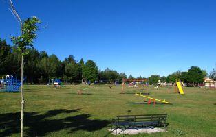 Zona de recreo - Parque El Rasero - Riaza