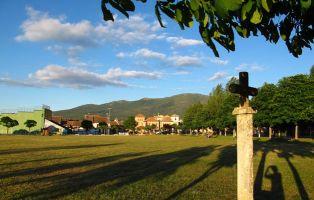 Frontón y Campo de Fútbol - Parque El Rasero - Riaza