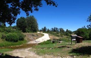 La Charca - Riaza - Senderismo Segovia