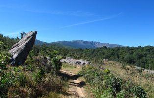 Magníficas vistas de Pico Lobo y La Pinilla - Senderismo Segovia