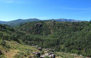 Barrancos del Río Riaza - El Camino de Riofrío