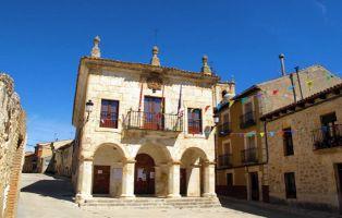 Edificio blasonado - Ayuntamiento de Sotillo de la Ribera - Burgos