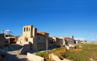 Villa medieval de Haza - Ribera del Duero - Burgos