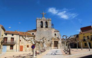 Qué ver en la Ribera del Duero - Iglesia de Fuentecén -  Burgos