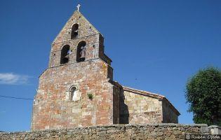 Iglesia de San Cornelio y San Cipriano - San Cebrián de Muda