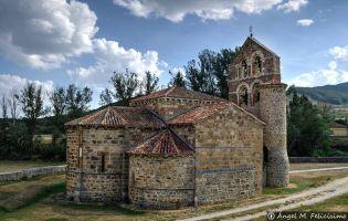Iglesia del Salvador - San Salvador de Cantamuda