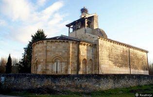 Iglesia de San Julían Martir - Cobos de Fuentidueña