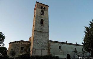 Iglesia de Santa María de la Cuesta - Cuéllar