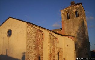 Iglesia de San Juan - Aguilafuente