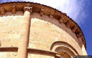 Ábside Iglesia de San Miguel - Fuentidueña