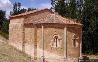 Ermita de San Vicente - Fuentesoto