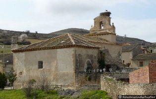 Iglesia de Santa María Magdalena - El Vivar de Fuentidueña