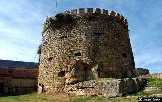 Castillo Palacio de Magalia - Las Navas del Marqués