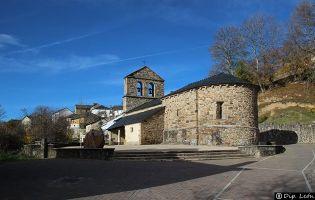 Iglesia de Robles de Lanciana