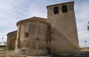 Iglesia de Valoria de Alcor