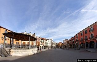 Plaza Mayor - Aranda de Duero