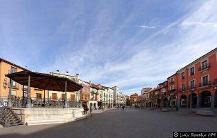 Plaza Mayor - Aranda de Duero