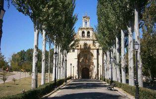Ermita del Padre Eterno - Fuentespina