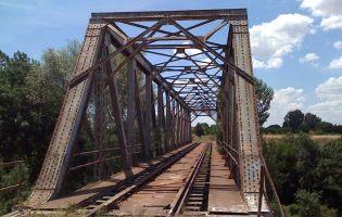 Puente de hierro - Vadocondes