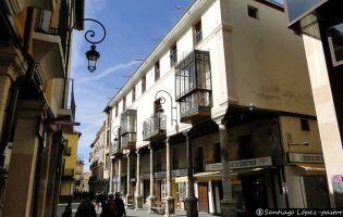 Calle Isilla - Aranda de Duero