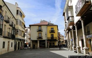 Plaza del Trigo - Aranda de Duero