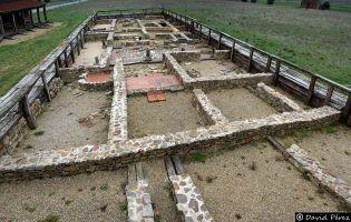 Campamento romano - Rosinos de Vidriales.