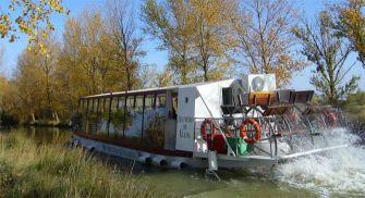 Ruta en Barco Canal de Castilla - Valladolid