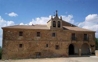 Ermita de la Virgen de la Fuente - Gómara