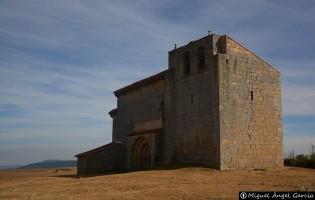 Iglesia de San Martín Obispo - Matalbaniega