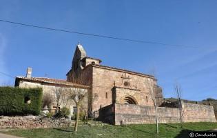 Iglesia de San Bartolomé - Bustillo de Santullán