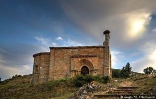Ermita de Santa Eulalia - Barrio de Santa María