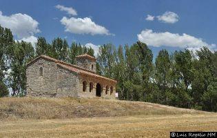 Santibáñez de Val - Ermita de Santa Cecilia