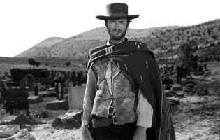 Ruta el Bueno, el Feo y el Malo - Clint Eastwood
