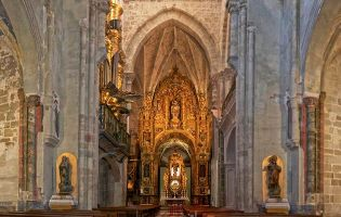 Monasterio de Oña