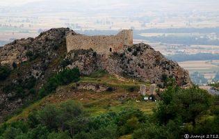Castillo Poza de la Sal