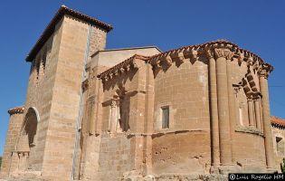 Iglesia - Navas de Bureba