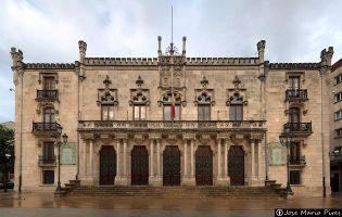 Palacio de la Capitanía General - Burgos