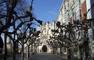 Puerta de Santa María - Burgos