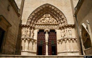 Portada Sarmental - Catedral de Burgos