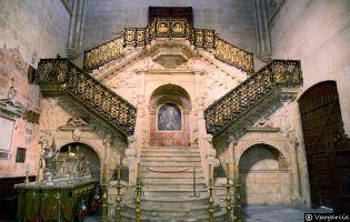 Escalera dorada - Catedral de Burgos