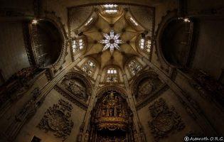 Cúpula - Catedral de Burgos