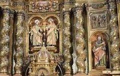 Retablo San Cosme y San Damián - Burgos