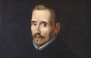 Retrato de Lope de Vega
