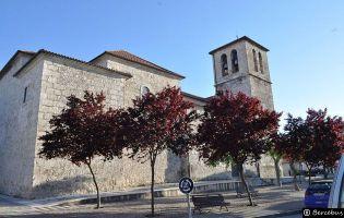 Iglesia de San Esteban de Pedrajas