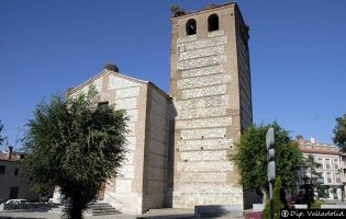 Iglesia de San Juan - Mojados