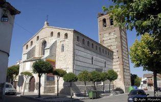 Iglesia de Santa María - Mojados